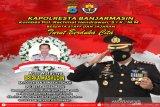 Kapolri naikan pangkat anggota polisi tewas tenggelam saat kejar penjahat
