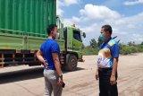 Kendaraan berat dilarang melintasi jalan dalam kota Sampit