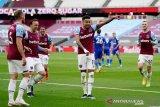 Klasemen Liga Inggris: West Ham jaga 'mimipi' untuk debut Liga Champions