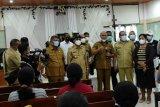 Pengungsi yang tinggal sekitar DAS di Kota Kupang setuju direlokasi