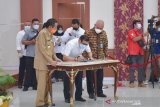 Menkumham canangkan 22 desa/kelurahan sadar hukum di Sulteng
