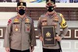 Kapolres Enrekang raih penghargaan Pin Emas Kapolri