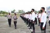 Kapolda Kaltara Pimpin Gelar Pasukan Operasi Keselamatan Kayan