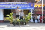 Polres Loteng gelar apel kesiapan Operasi Keselamatan Rinjani 2021