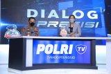 Launching Polri TV-Radio, Kapolri: agar lebih dekat dengan masyarakat