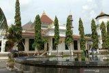 Masjid Agung Palembang persingkat shalat tarawih