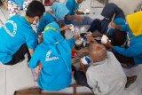 Penyandang disabilitas di Banyumas dilatih membuat celengan