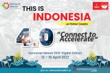 Presiden Joko Widodo-Kanselir Jerman akan resmikan Hannover Messe 2021
