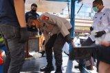 Satresnarkoba Polrestabes Makassar musnahkan 5 kg narkoba