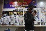 Posko GeNose di Terminal Tirtonadi