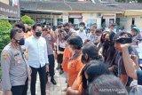 Polresta Mataram mengungkap enam kasus prostitusi