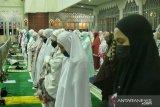 Kegiatan di Masjid Agung Batam selama Ramadhan