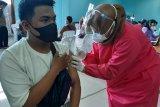 Vaksinasi COVID-19 kabupaten/kota se-Kepri berjalan lambat