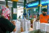 Yogyakarta menghentikan bantuan makanan pasien isolasi mandiri