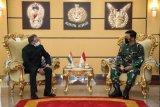 Panglima TNI sambut usul India kerja sama latihan gabungan