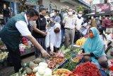 Gubernur Sumsel pastikan harga  pangan terjangkau pada awal Ramadhan