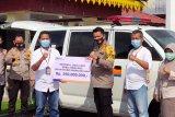Bank BRI Kanwil Pekanbaru berbagi kasih di tengah pandemi