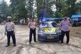 Polisi Padang Awasi Tempat Pemandian Cegah