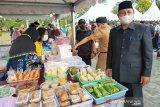 Wakil Ketua DPRD Kotim soroti penerapan protokol kesehatan Pasar Ramadhan