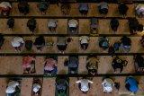 MAJT wajibkan pengunjung pakai masker rangkap