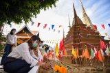 Thailand laporkan  kasus COVID  tertinggi sejak pandemi