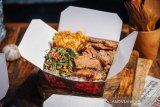 Mencicipi kuliner se'i wagyu berbalut cita rasa pedas Nusantara