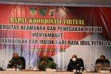 Pemprov Papua beri sanksi warga langgar larangan mudik lebaran