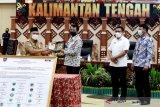 Gubernur Kalteng dorong optimalisasi capaian pajak daerah