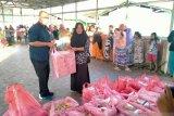 NasDem Sulteng  gelar iftar Ramadhan bersama penyintas bencana Pasigala