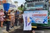 Ganjar lepas ekspor 584 ton produk perikanan asal Jawa Tengah