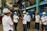 Direktur Produksi Holding PTPN tinjau kesiapan giling pabrik giula di Bone