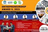 Universitas Bung Hatta ditunjuk sebagai tuan rumah Entrepreneurship Award V LLDIKTI-X di 2021