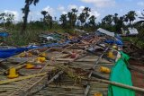Ratusan ekor ayam di Kabupaten Kupang mati akibat seroja