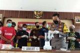 Kepolisian Resor Temanggung musnahkan sabu-sabu