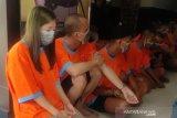 Pesta narkoba, Kepala Sekolah MTs ditangkap polisi