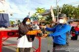 Dinas Pangan Kota Solok luncurkan ini agar makanan dikonsumsi masyarakat aman