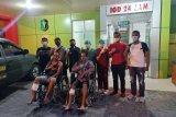 Polisi tembak dua pelaku pencurian sepeda motordi Medan