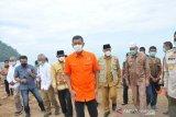 Kepala BNPB Doni Monardo sarankan Gubernur Sumbar buat aturan vegetasi pantai