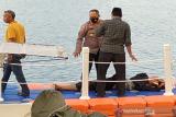 Seorang nelayan temukan mayat mengapung dan anak tenggelam