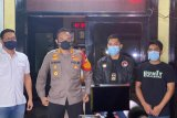 Pesinetron inisial JS dibekuk polisi terkait narkoba
