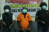 Satgas Nemangkawi tangkap EK pemilik akun ujaran kebencian di Jayapura