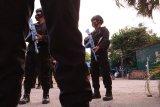 Terduga teroris ditembak mati hendak serang polisi dengan parang