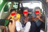 Tiga pencuri sepeda motor asal Kalsel ditangkap di Barsel