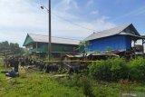Polisi sterilkan rumah terduga teroris di Makassar Sulsel
