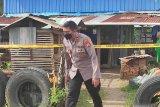 Terduga teroris terpaksa ditembak mati karena melawan petugas