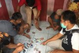 Terduga pengedar sabu di Lombok Tengah diciduk polisi