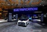 Toyota meriahkan IIMS 2021 dengan 10 mobil listrik
