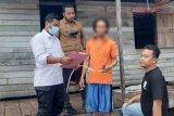 Diduga cabuli dua cucunya, seorang kakek di Palangka Raya ditangkap