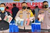Polisi ringkus delapan orang penyalahgunaan narkotika di Bangka