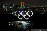 Kampanye anti-Olimpiade Tokyo berkumandang di Jepang